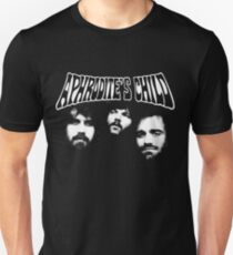 Camiseta ajustada Aphroditas Child amazing Greek psych diseño de rock