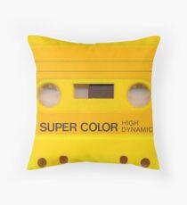 Cassette Tape 60 Throw Pillow