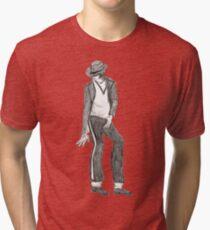 MJ shirt Tri-blend T-Shirt