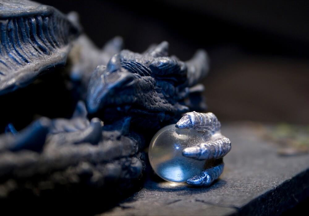 Crystal Dragon by Bec Randall
