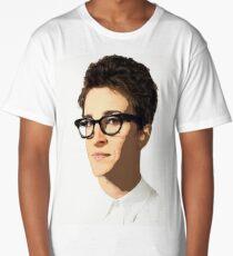 Rachel Maddow [Mixed Media] #Maddow10Years  Long T-Shirt