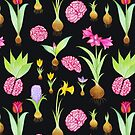 Spring Bulbs and Brains  by zoel