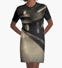London underground Graphic T-Shirt Dress