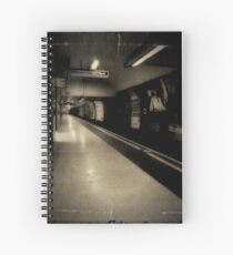 London underground Spiral Notebook