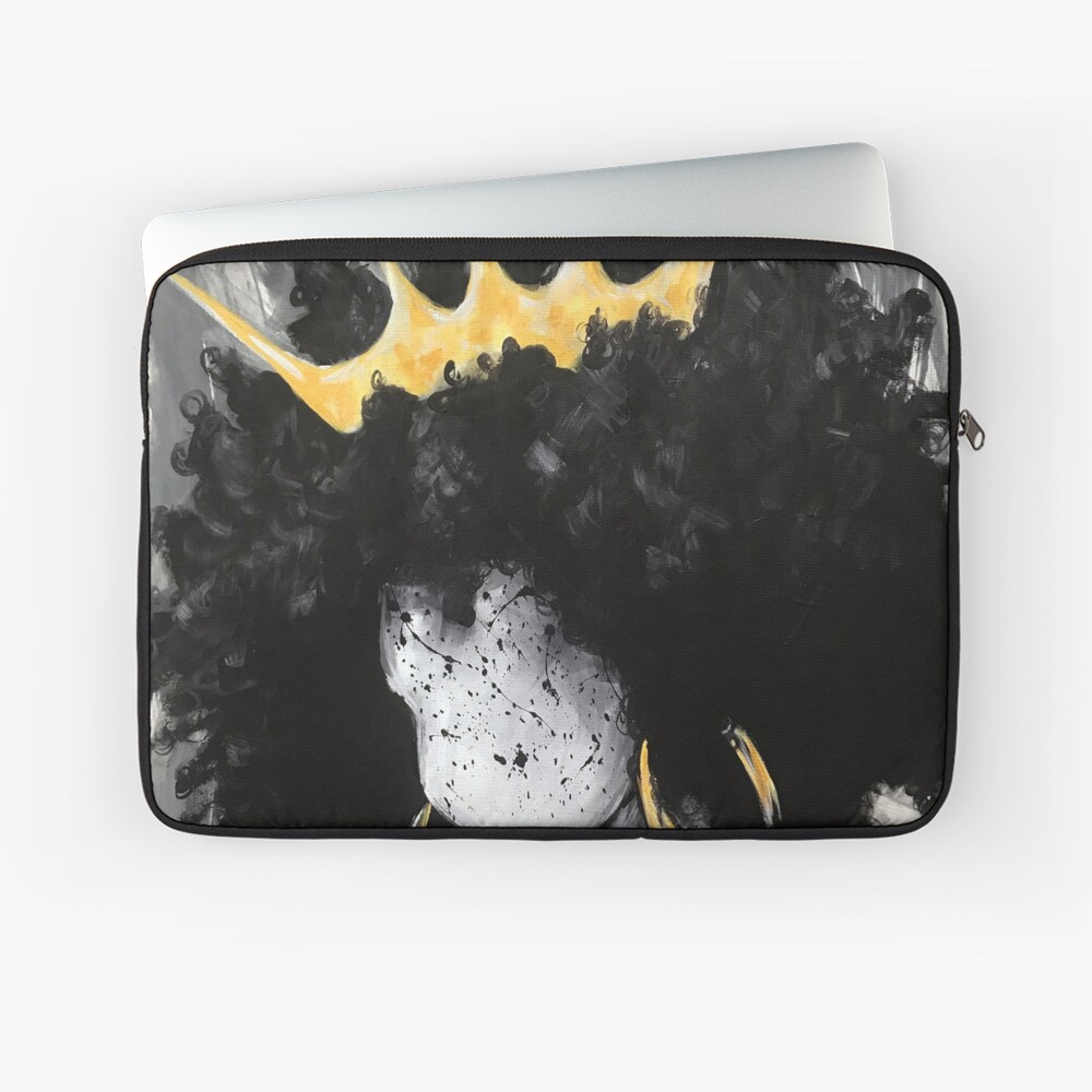 Naturally Queen III Laptop Sleeve