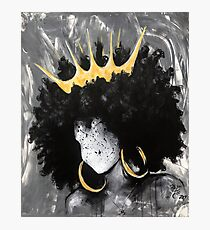 Naturally Queen III Photographic Print
