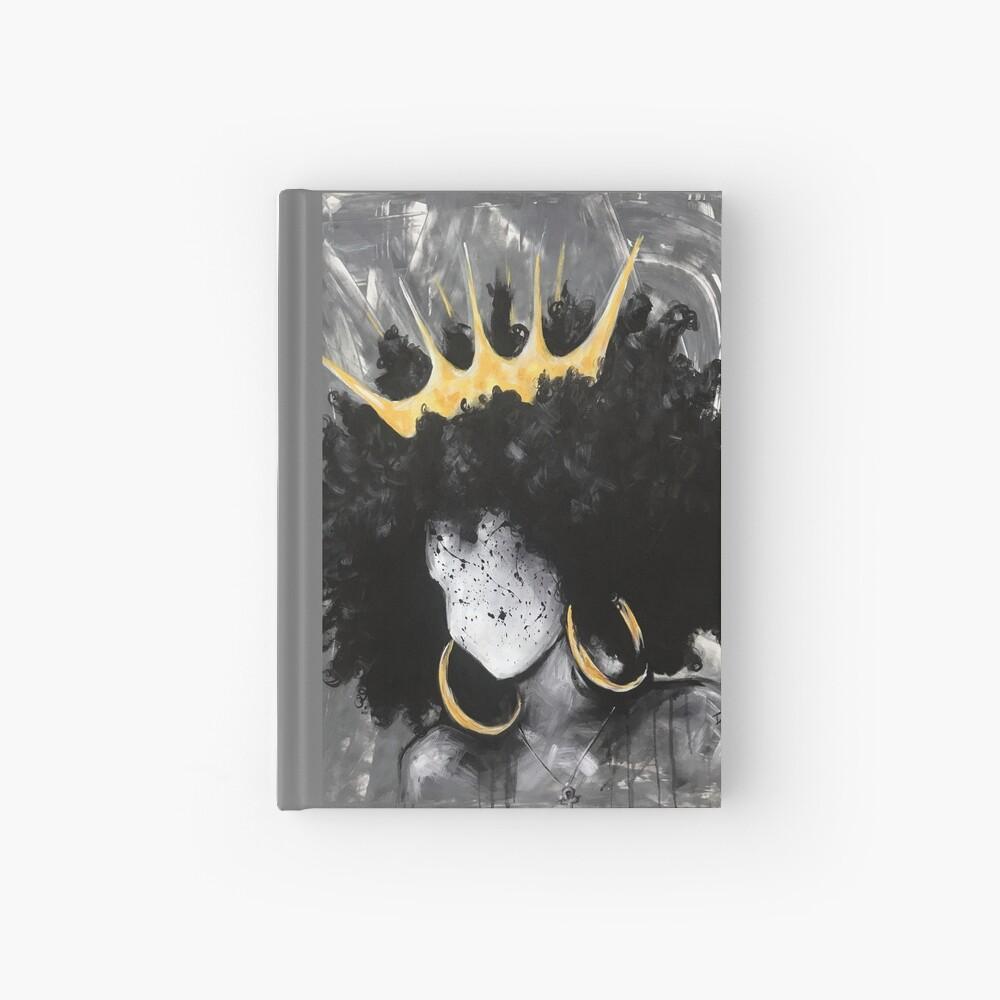 Naturally Queen III Hardcover Journal