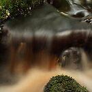 fast mountain stream by mrivserg