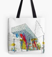 OCAD Watercolour Tote Bag