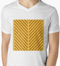 Striped Rope Ornamental  Background. Stong Brown Rope Pattern T-Shirt
