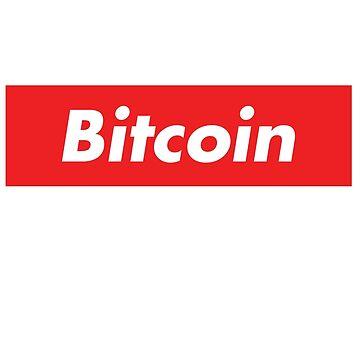 Bitcoin Supreme by neonxiomai