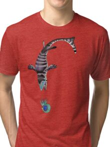 In Pursuit of Hardened Prey Tri-blend T-Shirt
