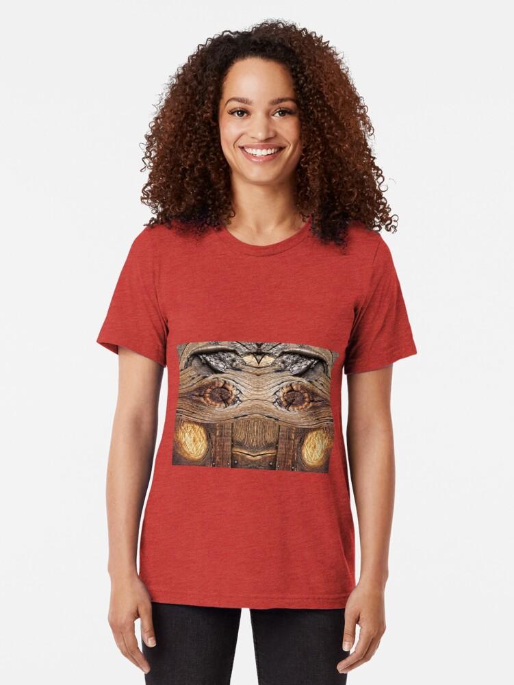 Alternative Ansicht von Knoticus Vintage T-Shirt
