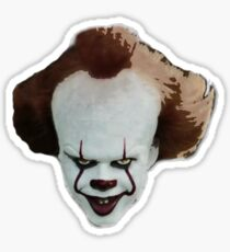 Pennywise The Dancing Clown  Sticker