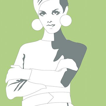 Twiggy by ekpuk