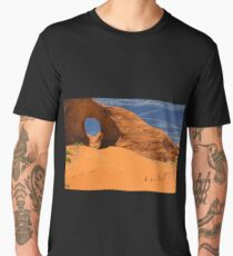 Ear of the Wind Arch Men's Premium T-Shirt