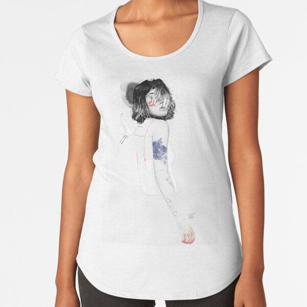 ARDEIDAE Premium Scoop T-Shirt