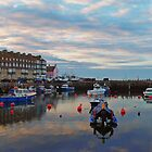 Harbour View at West Bay, Dorset by trish725