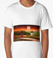 Russet River Long T-Shirt