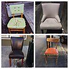 Green Chair by Barbara Wyeth