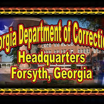 Georgia Department of Corrections Headquarters, Forsyth, GA by thegrafaxspot