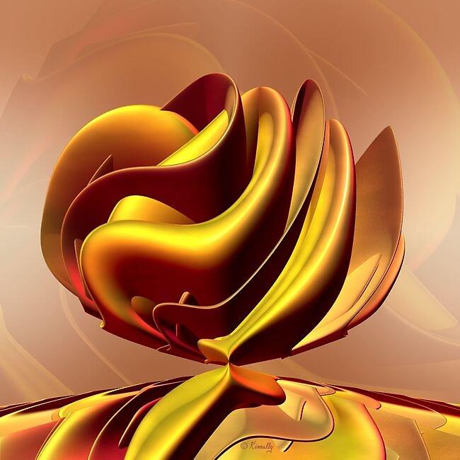 Blossom #1 by Kinnally