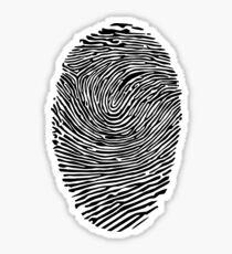 Fingerprint Sticker