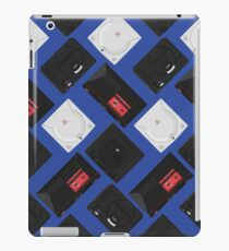 Sega (blue) iPad Case/Skin