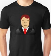Build A Face T-Shirt