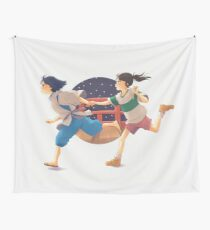 Spirited away Wall Tapestry