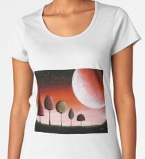 Harvest Moon Women's Premium T-Shirt