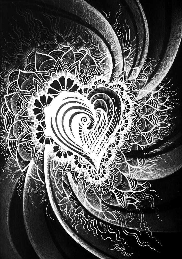 Crazy Heart by Ilona Ciunaite