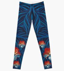 Blume Hawaii Pele Leggings