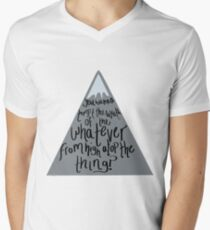 West Wing Toby Wrath of the Whatever T-Shirt
