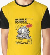 Bubble Bobble Famicom Graphic T-Shirt