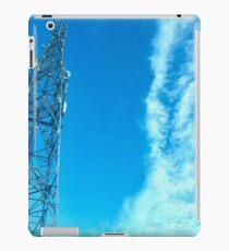Clouds + Tower iPad Case/Skin