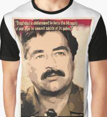 Saddam Hussein  Graphic T-Shirt