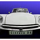 Citroen DS by Kit347