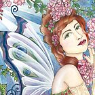 Blossom Faerie by Victoria Thorpe