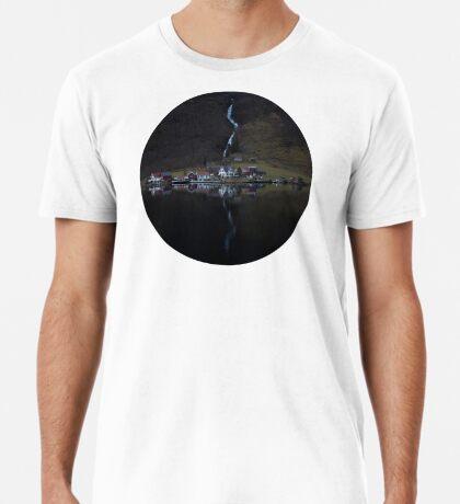 Fluss, der verschwindet Premium T-Shirt
