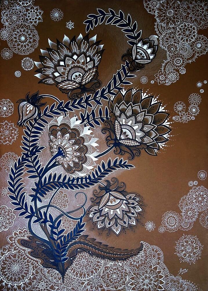Flowers of Light by Ilona Ciunaite