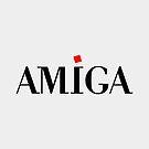 «Amiga Logo Circa 1996» de UnitShifter