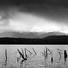 Lake Hauroko, New Zealand by VanOostrum