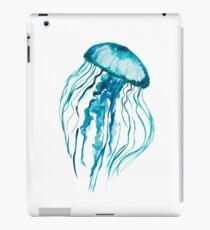 Watercolor Jellyfish iPad Case/Skin