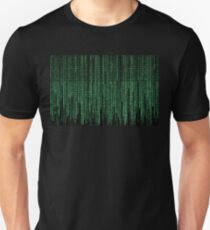 Matrix Code Unisex T-Shirt