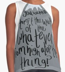 West Wing Toby Wrath of the Whatever Contrast Tank