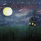 Lost Cabin by KateAndJana