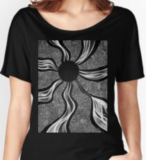 Radiant Sun Women's Relaxed Fit T-Shirt