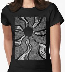 Radiant Sun Women's Fitted T-Shirt