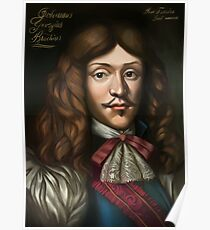 Johannes Georgius Bruchius Poster